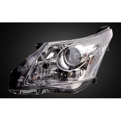 Regeneracja reflektorów - Toyota Avensis T27