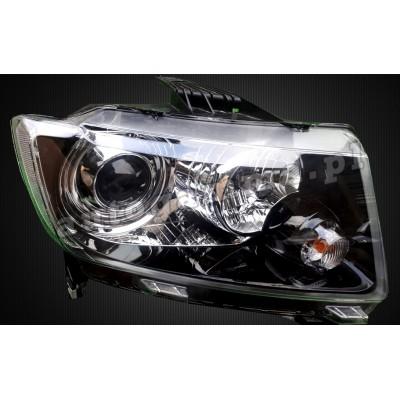 Regeneracja reflektorów - Jeep Grand Cherokee WK2