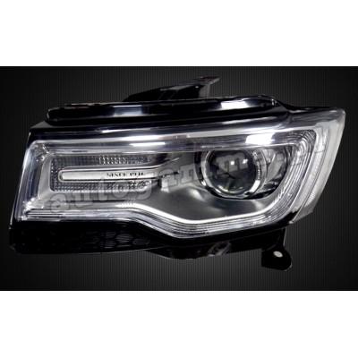 Regeneracja reflektorów - Jeep Grand Cherokee WK2 Lift