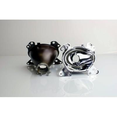 Regeneracja soczewki, odbłyśnik - Volvo S40