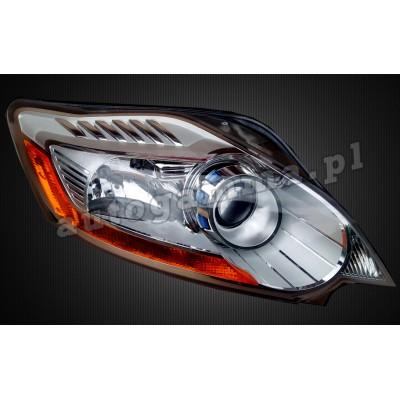Regeneracja reflektorów - Ford Kuga I
