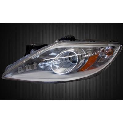 Regeneracja reflektorów - Mazda CX9