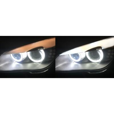 Regeneracja reflektorów - BMW 7 F01