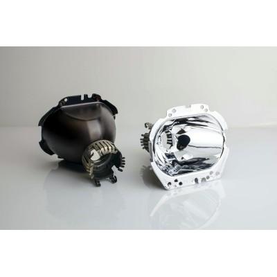 Regeneracja soczewki, odbłyśnik - Alfa Romeo GT