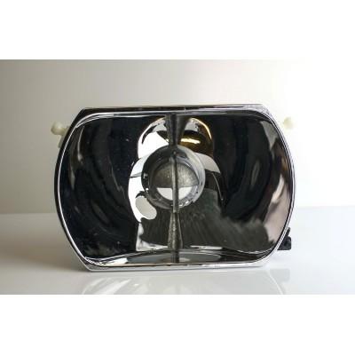 Regeneracja soczewki, odbłyśnik - Audi 80