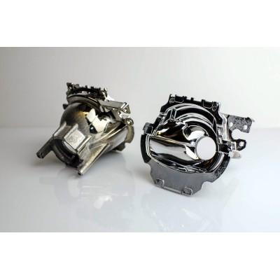 Regeneracja soczewki, odbłyśnik - Bentley Continental
