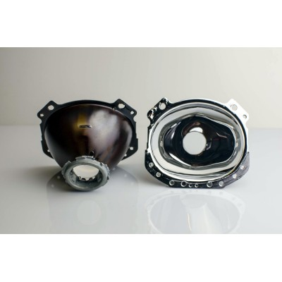 Regeneracja soczewki, odbłyśnik - BMW E60