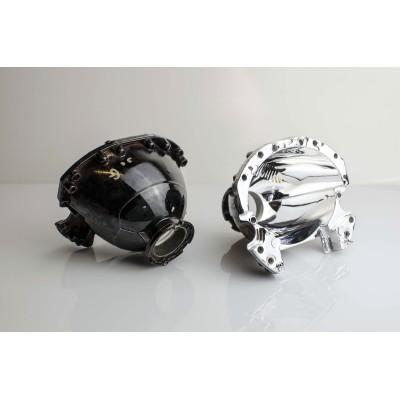 Regeneracja soczewki, odbłyśnik - BMW X5 E53