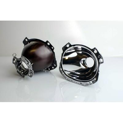 Regeneracja soczewki, odbłyśnik - BMW X5 E70