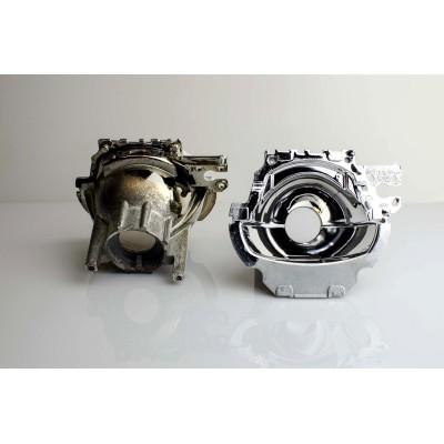 Regeneracja soczewki, odbłyśnik - Citroen C5