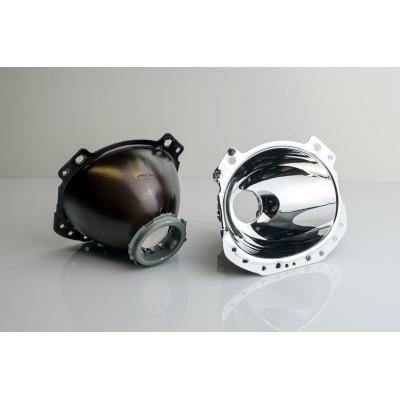 Regeneracja soczewki, odbłyśnik - Jaguar XF