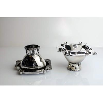 Regeneracja soczewki, odbłyśnik - Mazda 5