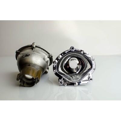 Regeneracja soczewki, odbłyśnik - Nissan Almera