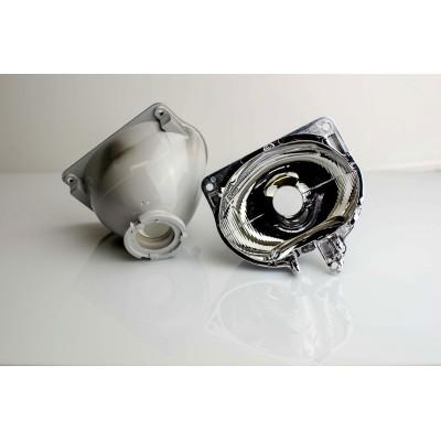 Regeneracja soczewki, odbłyśnik - Opel Calibra