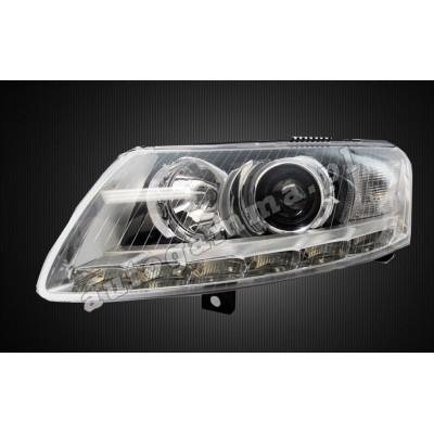 Regeneracja reflektorów - Audi A6 C6 RS6 4F