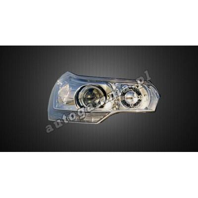 Regeneracja reflektorów - Citroen C5