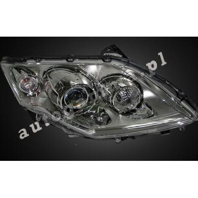 Regeneracja reflektorów - Renault Laguna 3
