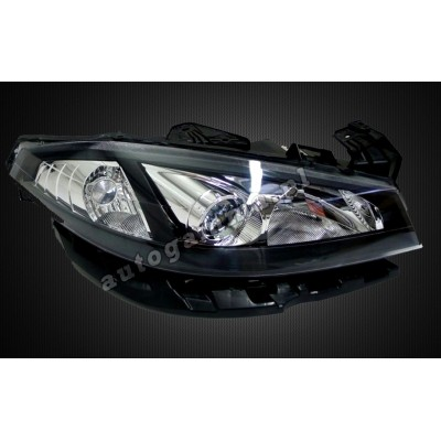 Regeneracja reflektorów - Renault Laguna 2