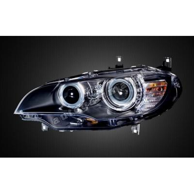 Regeneracja reflektorów - BMW X6 E71