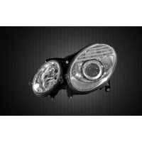 Regeneracja reflektorów - Mercedes W211