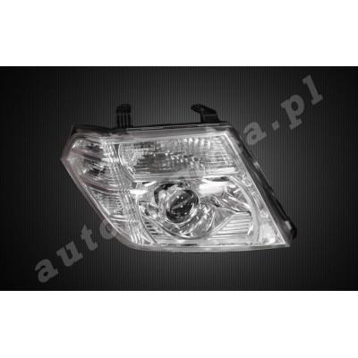 Regeneracja reflektorów - Nissan Pathfinder