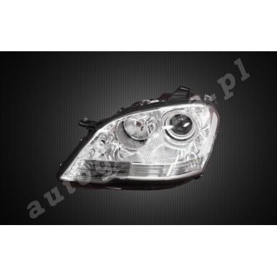 Regeneracja reflektorów - Mercedes ML W164