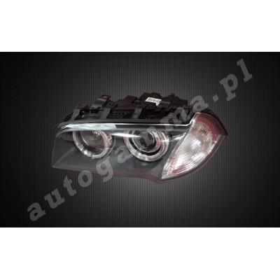 Regeneracja reflektorów - BMW X3 E83
