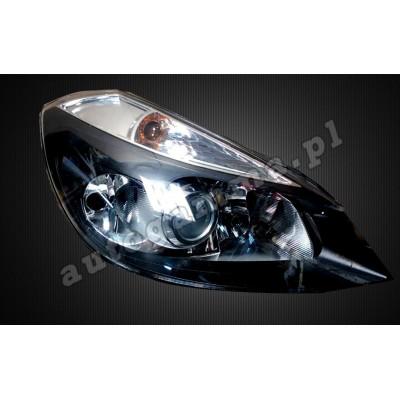 Regeneracja reflektorów - Renault Clio III