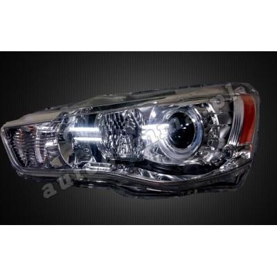 Regeneracja reflektorów - Mitsubishi ASX
