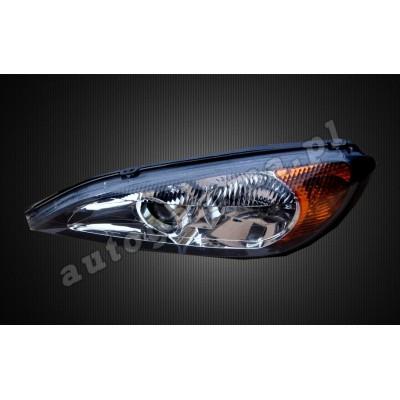 Regeneracja reflektorów - Nissan Primera P11
