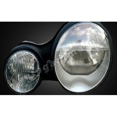 Regeneracja reflektorów - Mercedes E W210