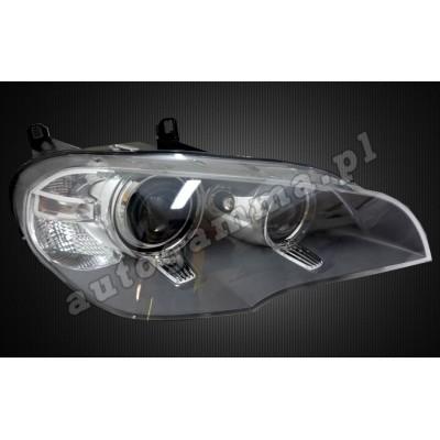 Regeneracja reflektorów - BMW X5 E70