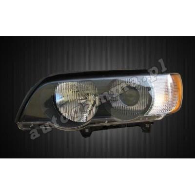 Regeneracja reflektorów - BMW X5 E53 1999-2003