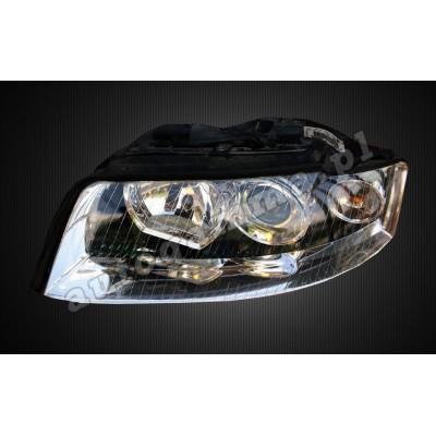 Regeneracja reflektorów - Audi A4 B6