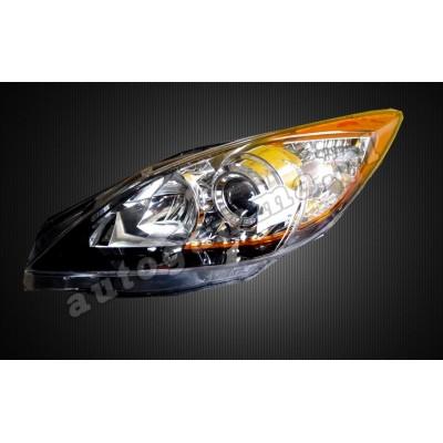 Regeneracja reflektorów - Mazda 3 II 2009 – 2013