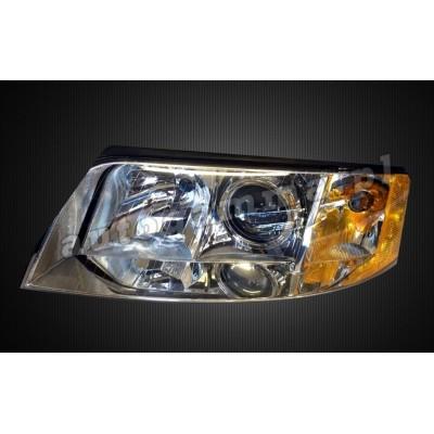 Regeneracja reflektorów - Audi A6 C5