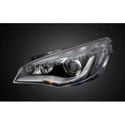 Regeneracja reflektorów - Opel Astra J