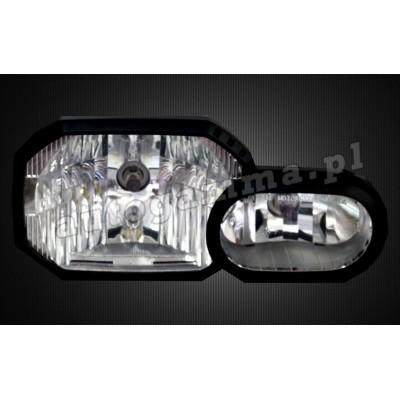 Regeneracja lamp BMW F800GS F700 F650