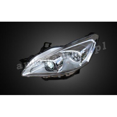 Regeneracja reflektorów - Peugeot 508
