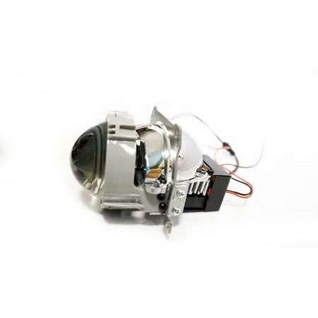 Regeneracja soczewki, odbłyśnik - Audi A4 B6