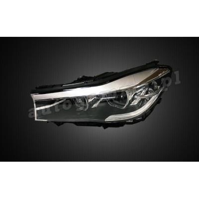 Regeneracja reflektorów - BMW 7 e65