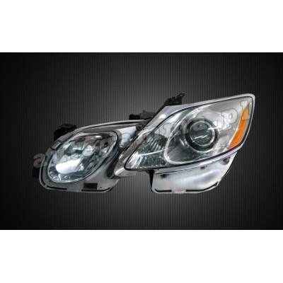 Regeneracja reflektorów - BMW X6