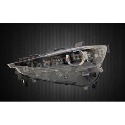 Regeneracja reflektorów - Mazda CX5 16-18