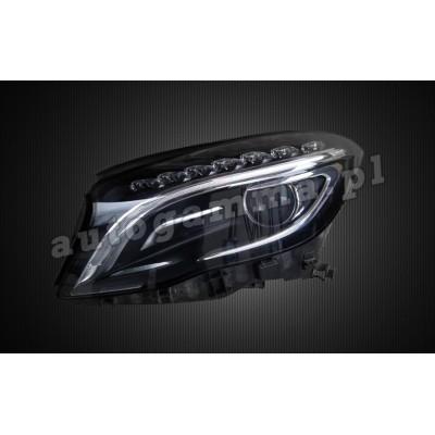 Regeneracja reflektorów - Mercedes 156 GLA