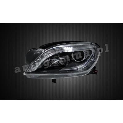 Regeneracja reflektorów - Mercedes ML W166