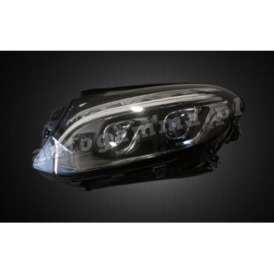 Regeneracja reflektorów - Mercedes W166 GLE