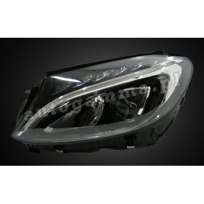 Regeneracja reflektorów - Mercedes W205