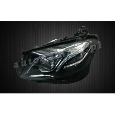Regeneracja reflektorów - Mercedes W213