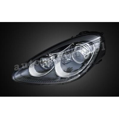 Regeneracja reflektorów - Porsche Cayenne 2