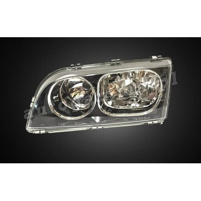 Regeneracja reflektorów - Volvo V40
